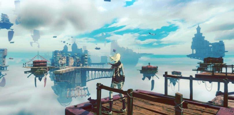 Comparación gráfica de Gravity Rush 2 en PS4 y PS4 Pro