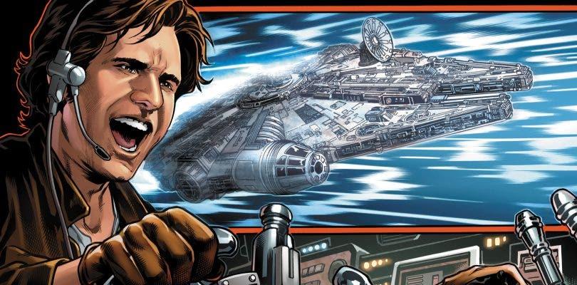 Posible título de la película de Han Solo gracias a su casting
