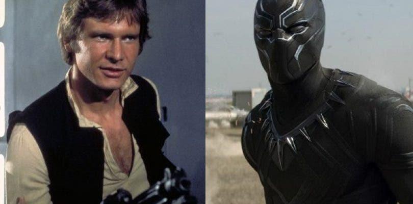 En breve empezarán a rodarse los films de Han Solo y Black Panther