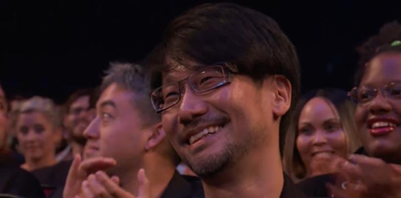 Hideo Kojima recibe el premio honorífico Icono de la industria
