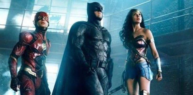 Nueva imagen promocional de La Liga de la Justicia