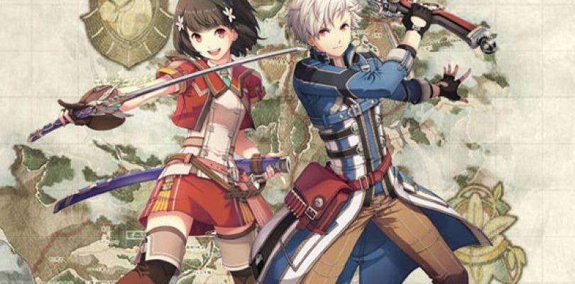 The Legend of Heroes: Trails of Dawn llega a las PS Vita japonesas