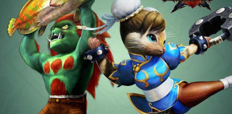 Monster Hunter Generations recibe el DLC gratuito para este mes