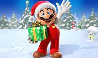 Crea tus propios adornos navideños de Nintendo con estas plantillas