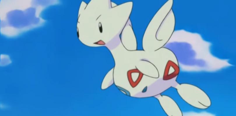 Un jugador de Pokémon GO consigue al primer Togetic registrado
