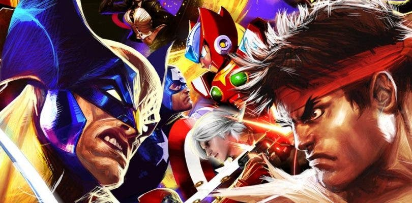Se filtra un vídeo de Ultimate Marvel vs. Capcom 3 en Switch