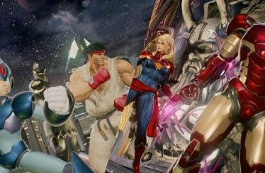 Mostrado el primer gameplay de Marvel vs. Capcom Infinite