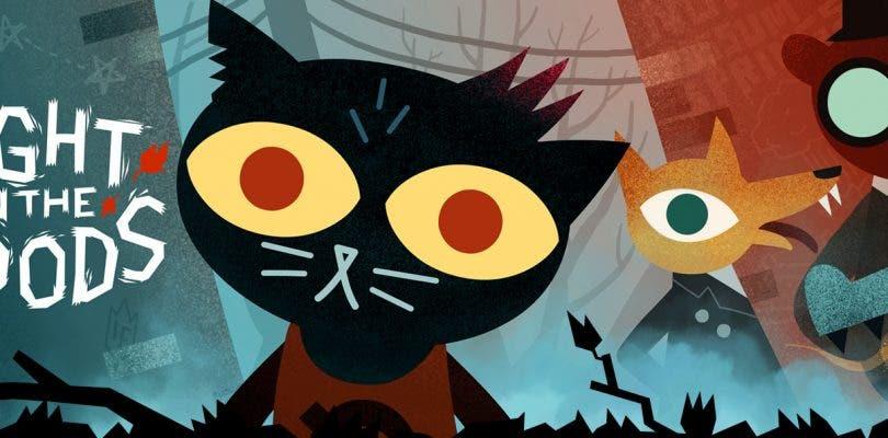 Night in the Woods es el triunfador de la Independent Games Festival