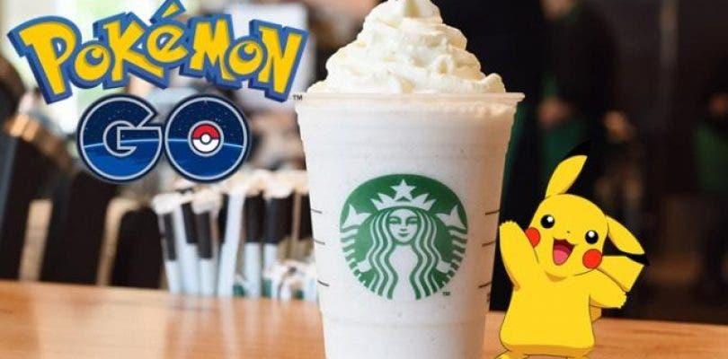 El acuerdo entre Starbucks y Pokémon GO pasa a ser realidad