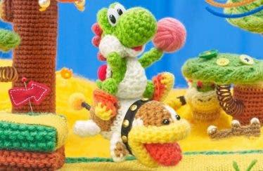 Así es el tráiler de lanzamiento de Poochy & Yoshi's Woolly World