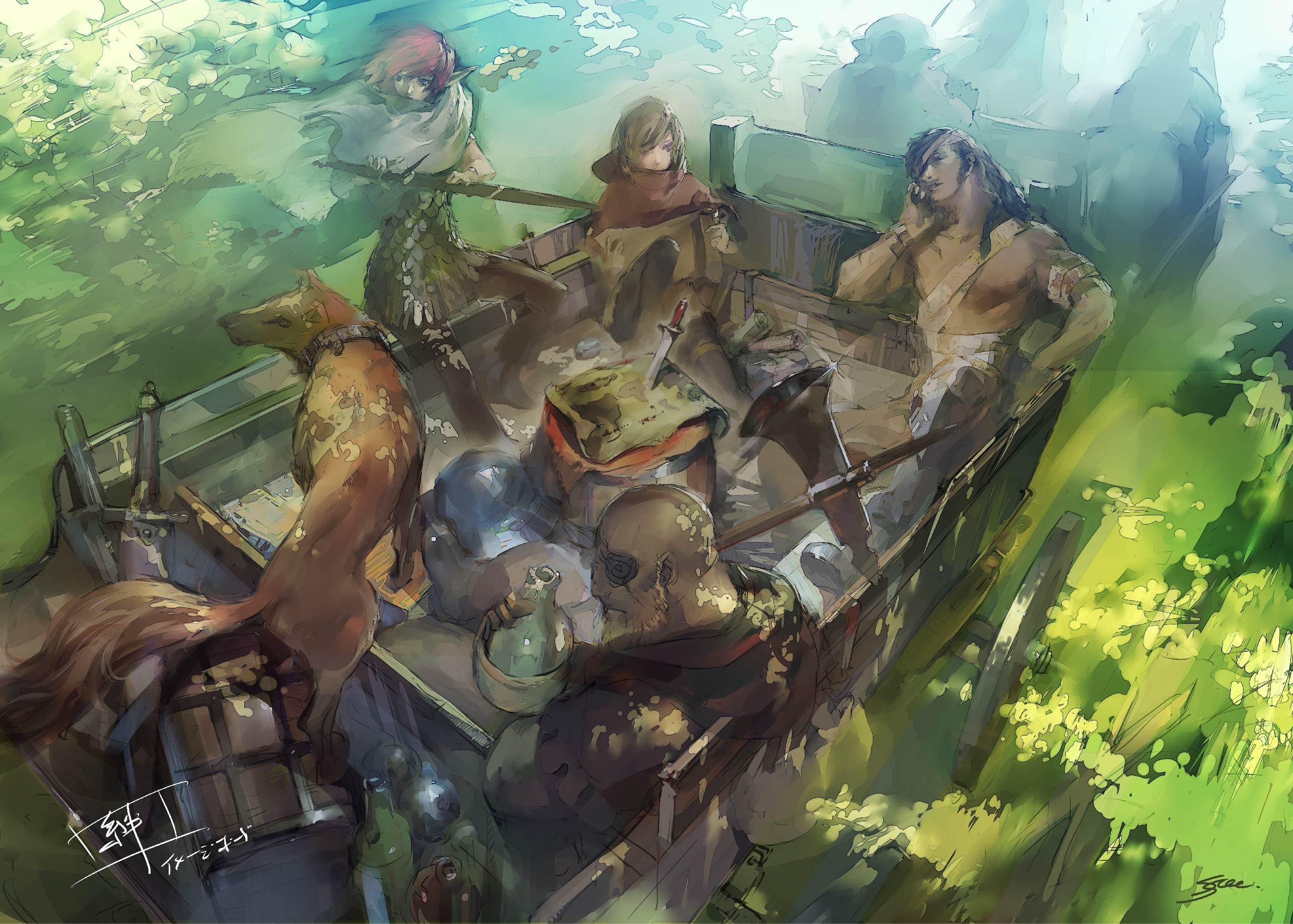 Imagen de El director de Persona 5 da más detalles sobre Project Re Fantasy