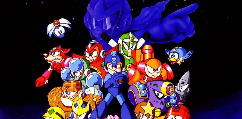 Las seis primeras entregas de Mega Man llegarán a Android y iOS