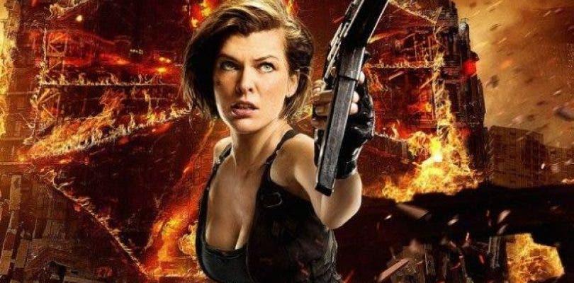Resident Evil: El Capítulo Final recibe un nuevo vídeo