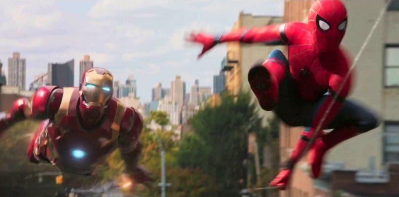 Imágenes del tráiler de Spider-Man: Homecoming y del buitre