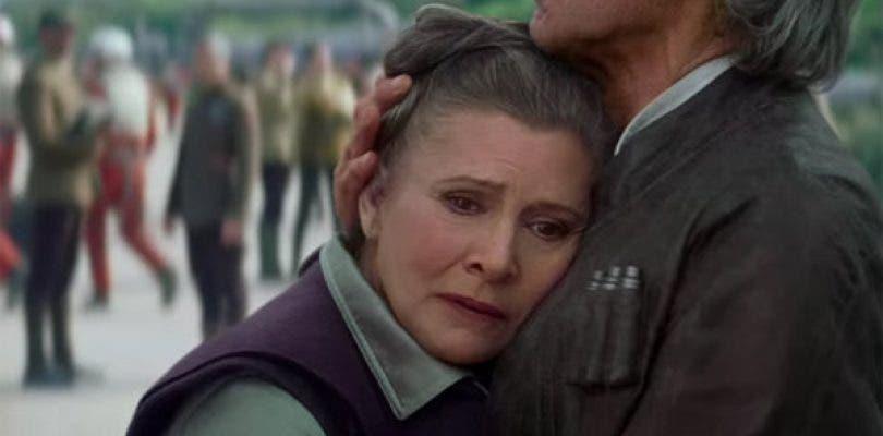 Muere Carrie Fisher, la actriz que dio vida a la Princesa Leia