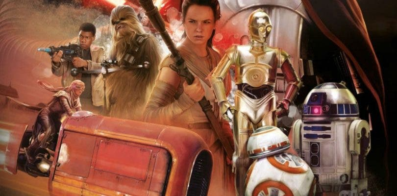 Mostrados doce pósteres de la Star Wars Celebration de 2017