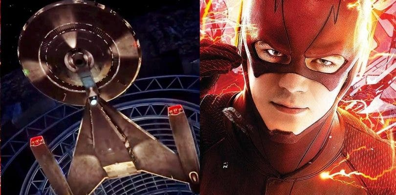 Nuevas incorporaciones en The Flash y Star Trek: Discovery