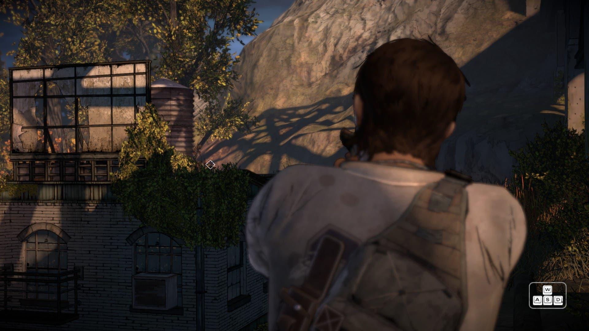 The Walking Dead A New Frontier Cap 2