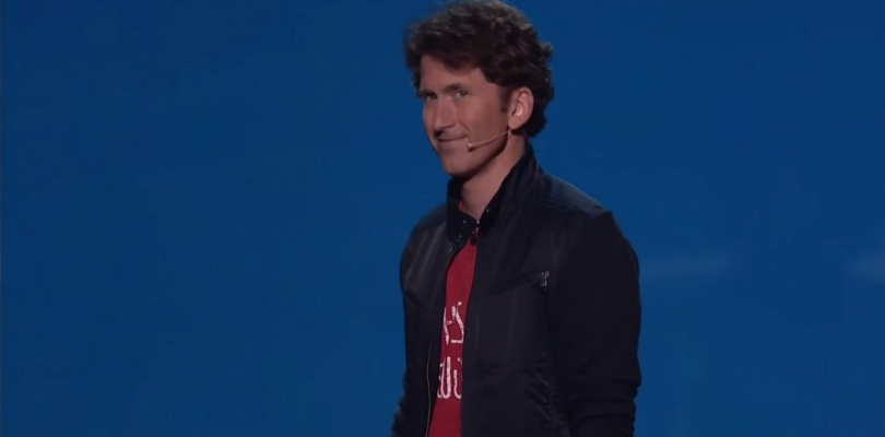 Todd Howard ingresará al Salón de la Fama del Gaming