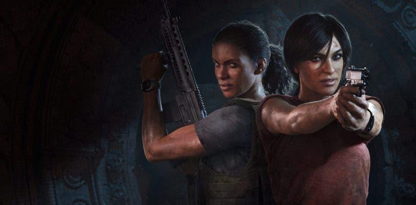 Naughty Dog muestra más gameplay de Uncharted: El Legado Perdido