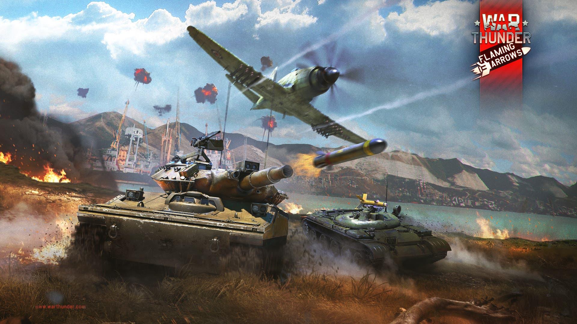 Imagen de War Thunder concluye su beta abierta y llega su versión final