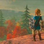 The Legend of Zelda: Breath of the Wild comparte una nueva imagen