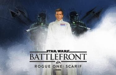 Nuevo tráiler del DLC Rogue One: Scarif de Star Wars Battlefront
