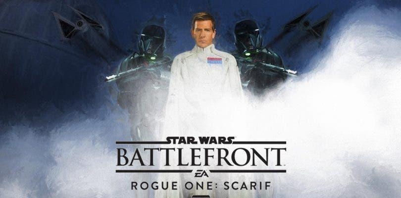Nuevo tráiler del DLC Rogue One: Scarif de Star Wars Battlefront