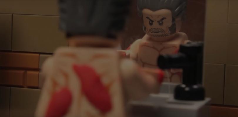 Recrean el tráiler de Logan en una versión colorida de LEGO