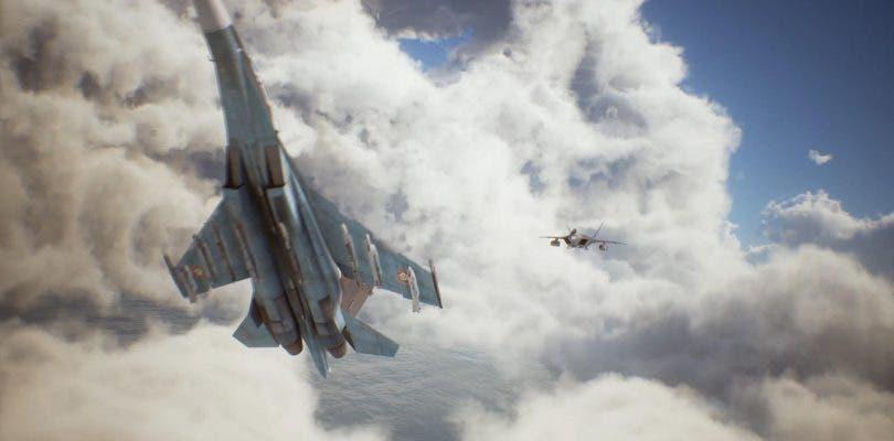 Ace Combat 7 se muestra en un espectacular tráiler