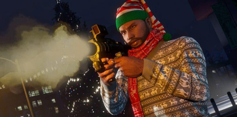 Descubre el contenido que llega a GTA Online por Navidad