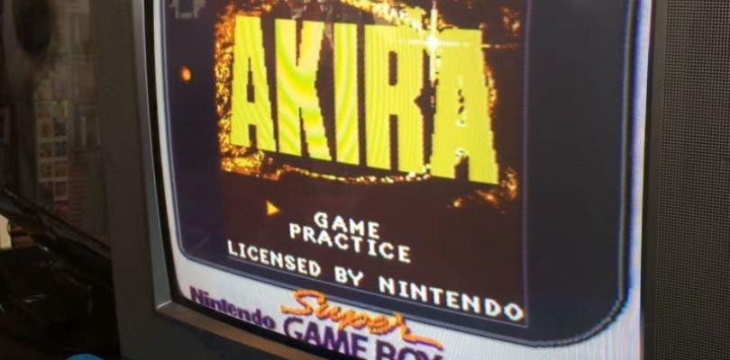 Sale a la luz un gameplay del cancelado Akira para Game Boy