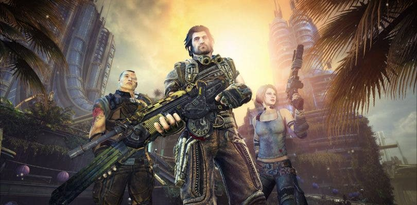 Gearbox Software presenta Bulletstorm: Full Clip Edition