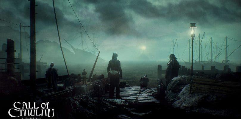 El terror de Call of Cthulhu se deja ver con su primer vídeo gameplay
