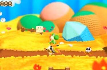 Poochy & Yoshi's Woolly World se muestra en un extenso gameplay