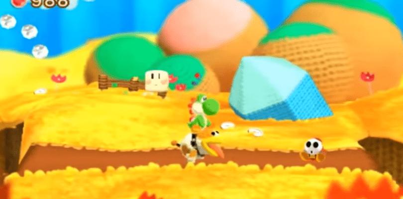 Poochy & Yoshi's Woolly World se muestra en un extenso gameplay