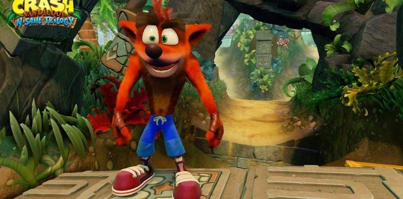Activision pretende seguir con Crash Bandicoot si hay buena respuesta