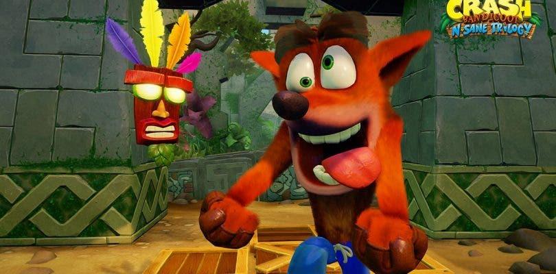 Crash Bandicoot N. Sane Trilogy muestra dos anuncios de televisión