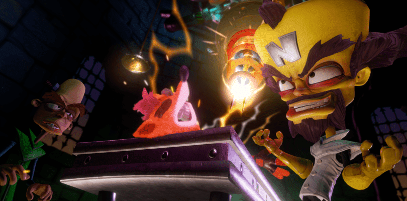 Mostrado nuevo gameplay de Crash Bandicoot N. Sane Trilogy