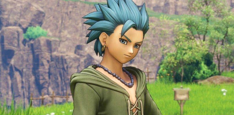 Dragon Quest XI enseña a varios personajes en una nueva galería
