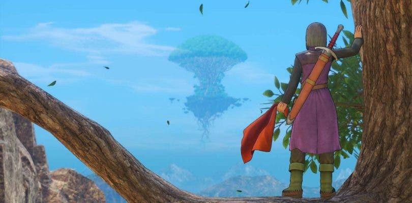 Square Enix muestra más imágenes de Dragon Quest XI para 3DS y PS4