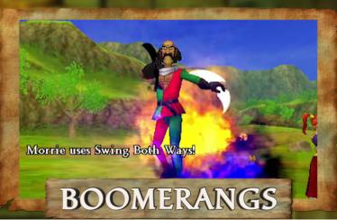 Dragon Quest VIII presenta en vídeo a Morrie y Red