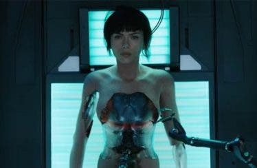 Nuevo tráiler internacional de Ghost in the Shell
