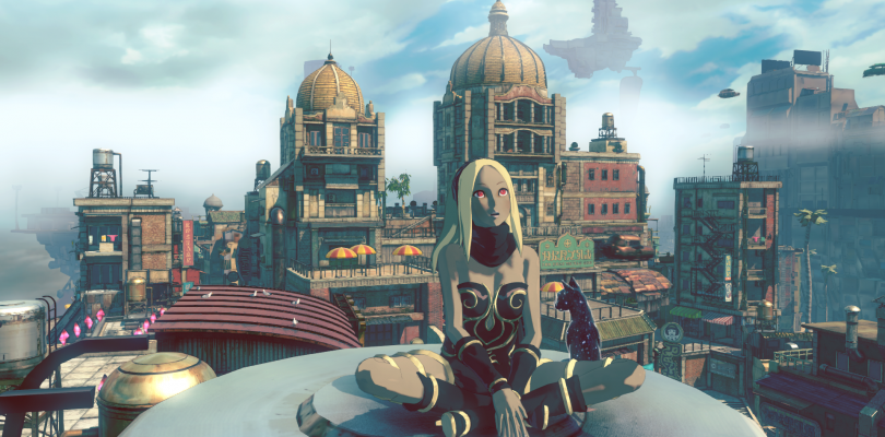 Hoy disponible la demo de Gravity Rush 2