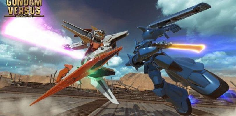 Gundam Versus se luce de forma espectacular en su primer gameplay