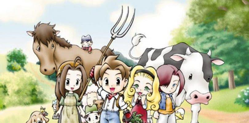 Se confirma la llegada a PS4 de los Harvest Moon de PS2