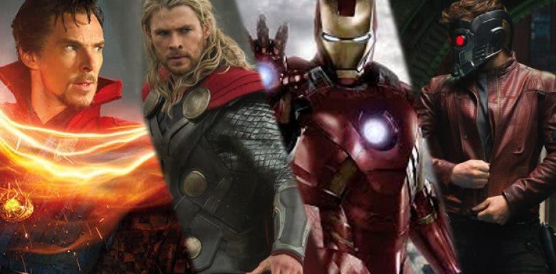 Confirmados 22 personajes de Avengers: Infinity War