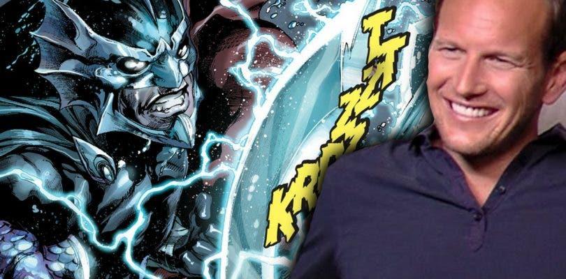 Patrick Wilson será el Amo del Océano en Aquaman