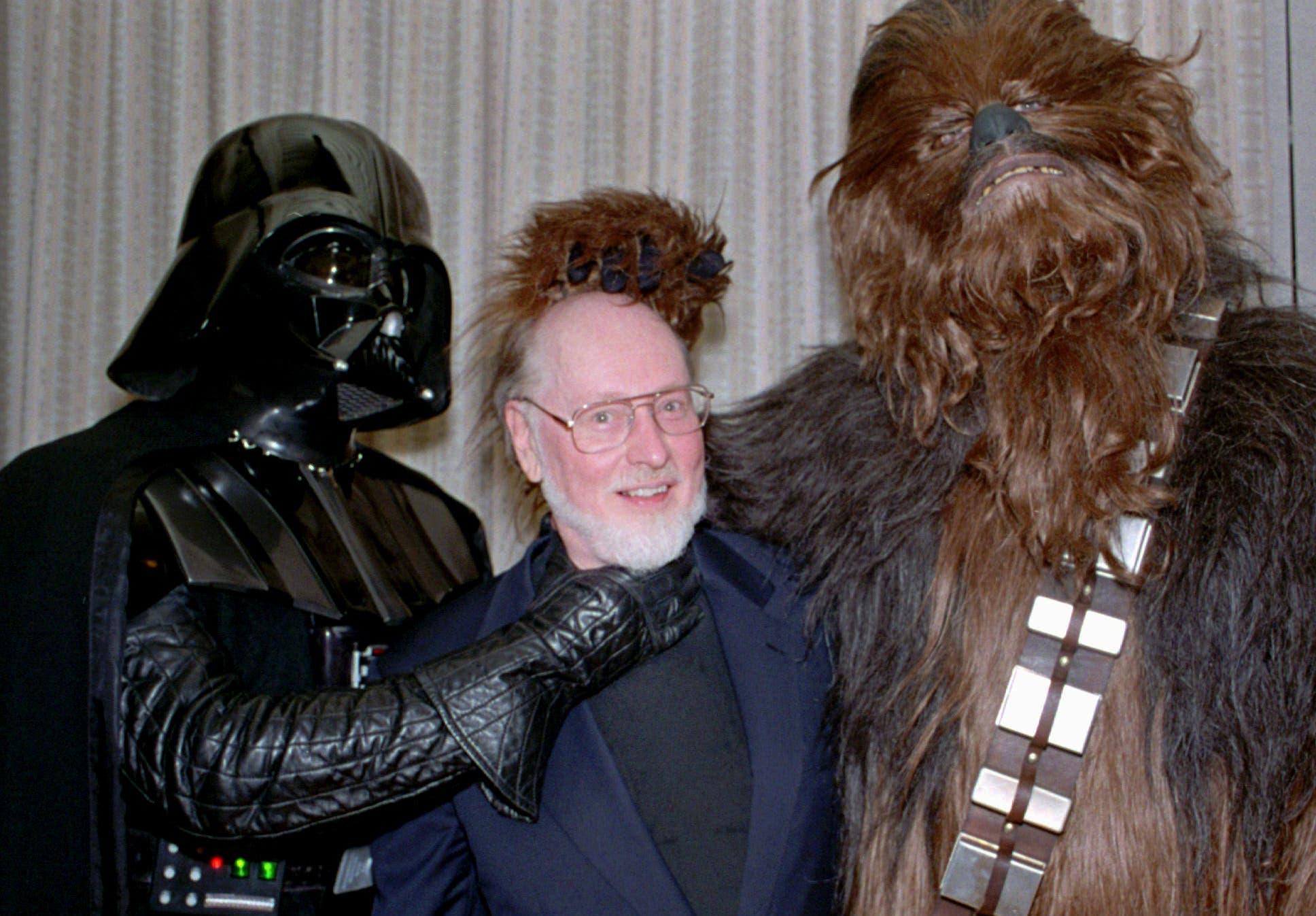 Imagen de John Williams admite no haber visto ninguna película de Star Wars