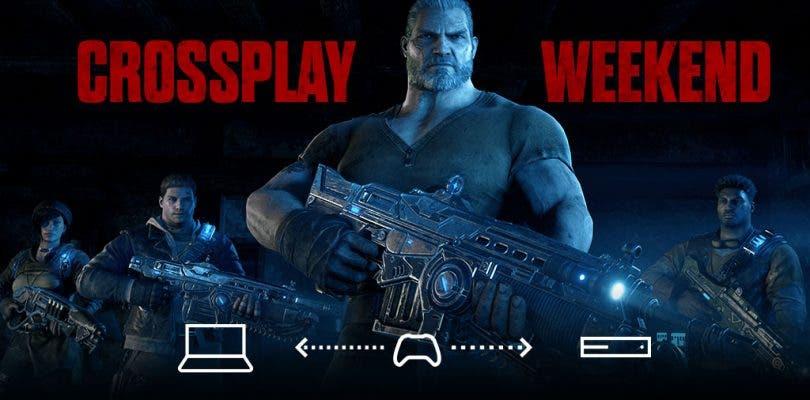 Juego cruzado entre Xbox One y PC en GoW 4 este fin de semana